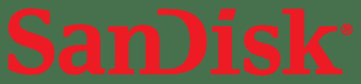 Logotipo Sandisk, especialista discos SSD