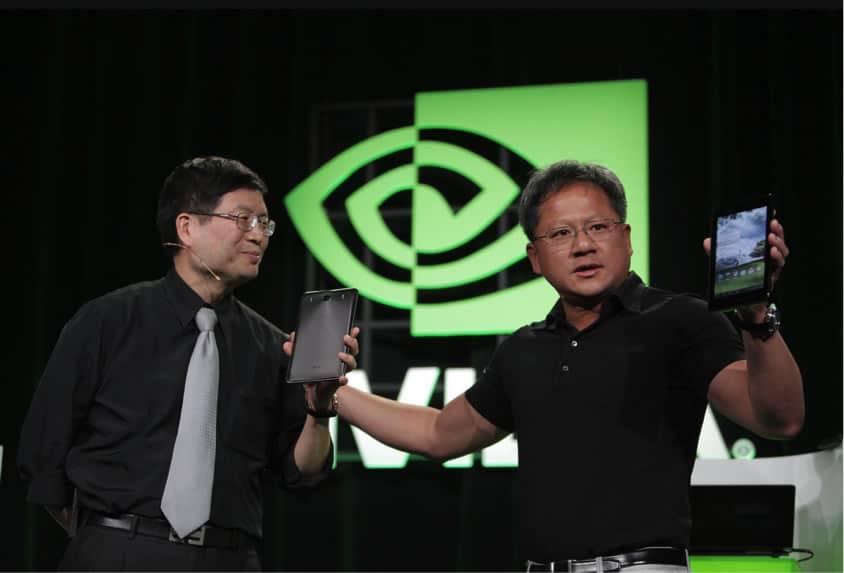 Jen-Hsun Huang en CES 2012