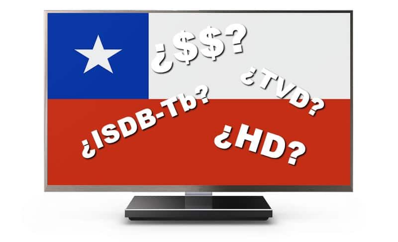 Televisión Digital en Chile