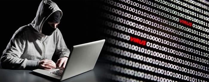 Cibercrimen - Virus