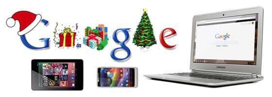 Regalos Google 2012