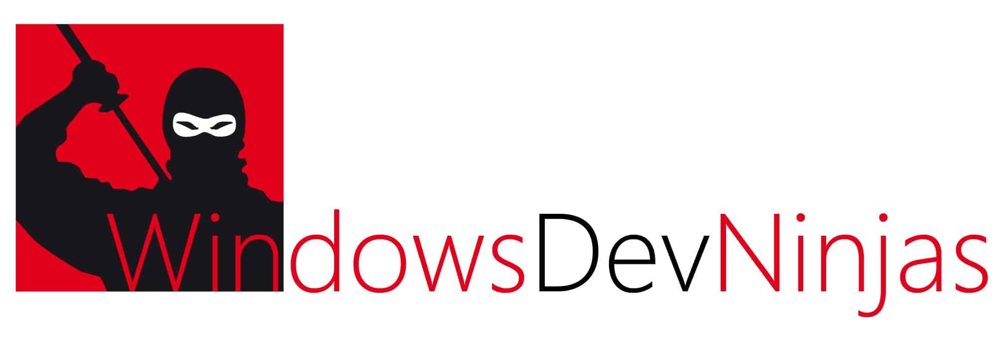 Windows Dev Ninjas