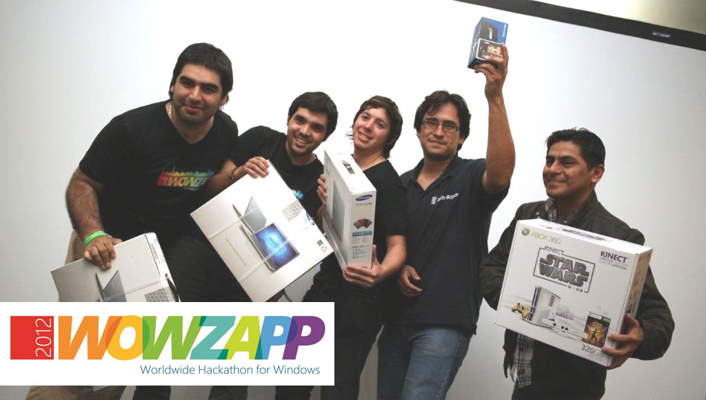 Wowzapp Chile 2012
