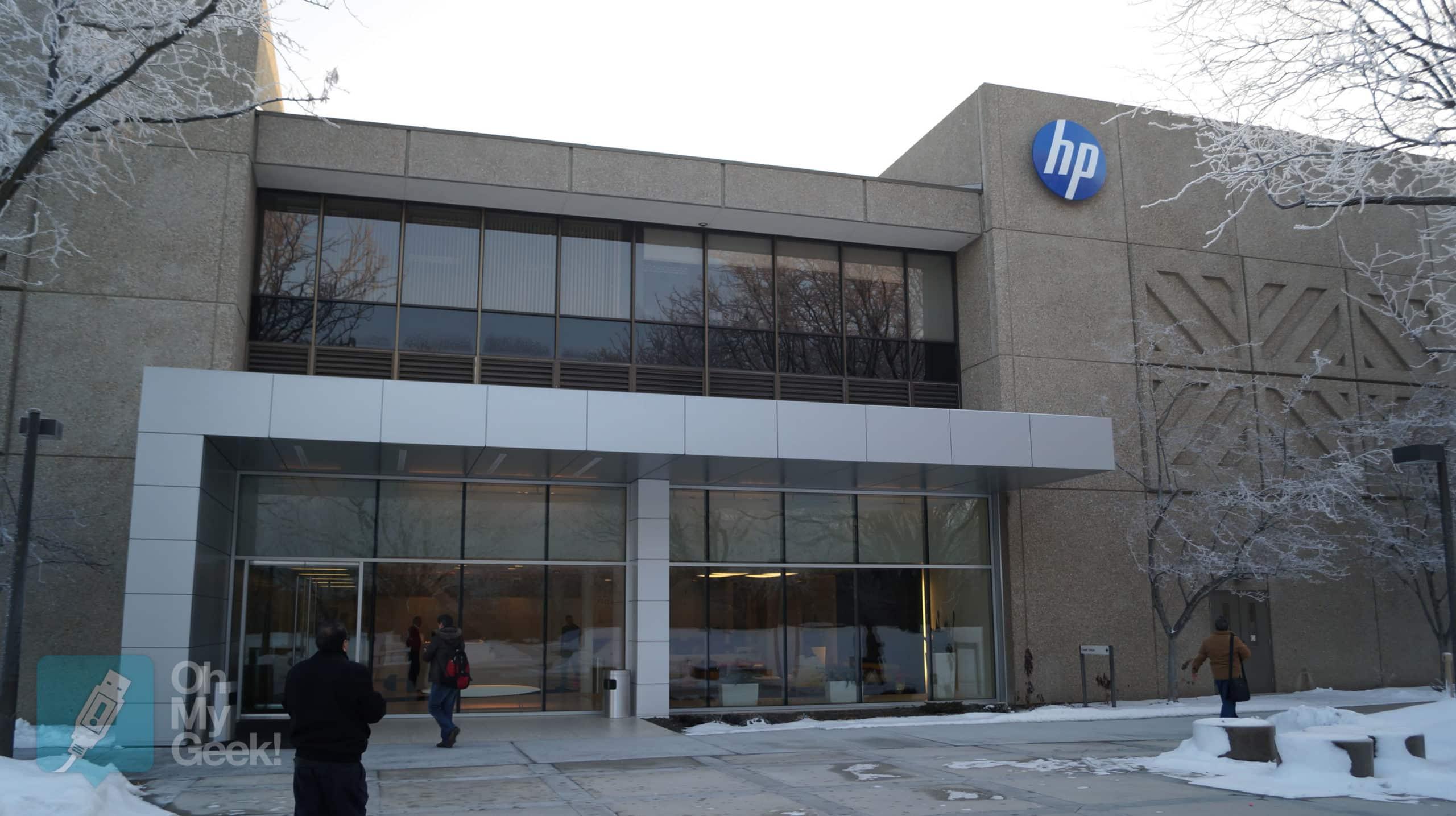 HP - Boise