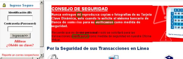 Phishing en Costa Rica