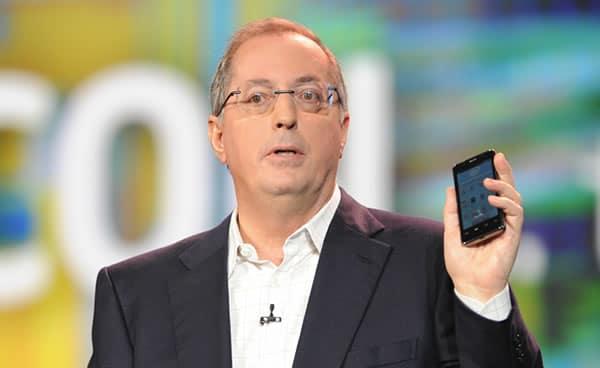 Anuncio de smartphones intel