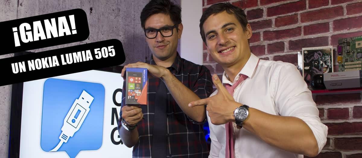 Concurso Nokia Lumia 505