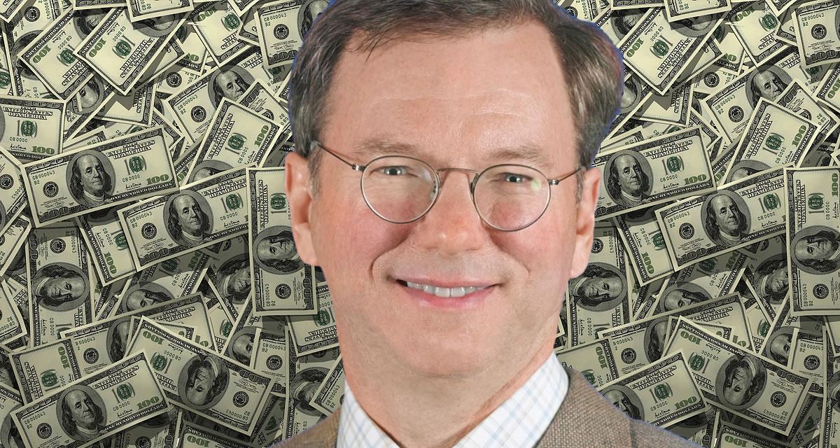 Eric Schmidt - Money