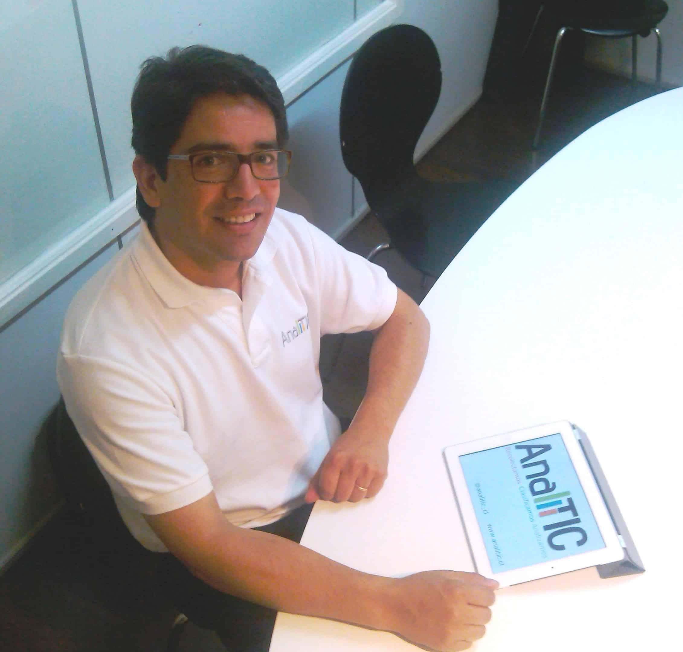 Rodrigo Alfaro, director Analitic