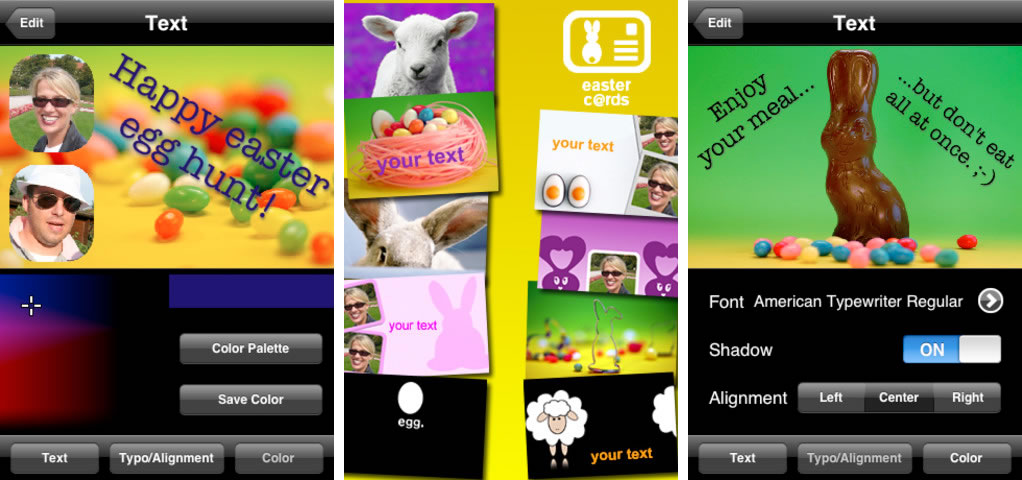 Easter Cards (App)