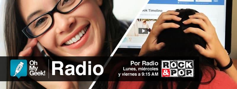 OhMyGeek Radio - Cifras telefonia y cyberbullying