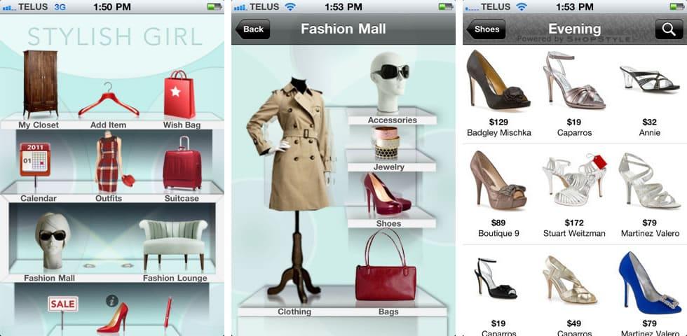 Stylish Girl (iOS)