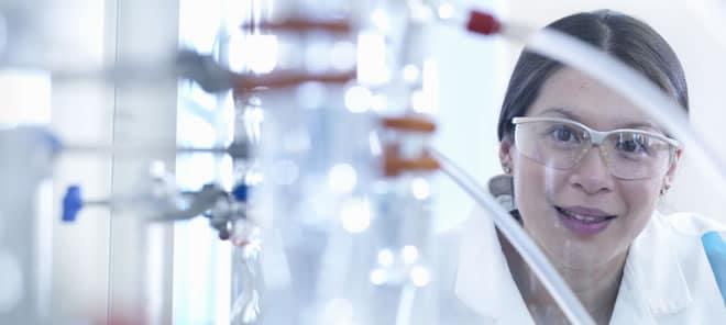 Mujeres y ciencia.