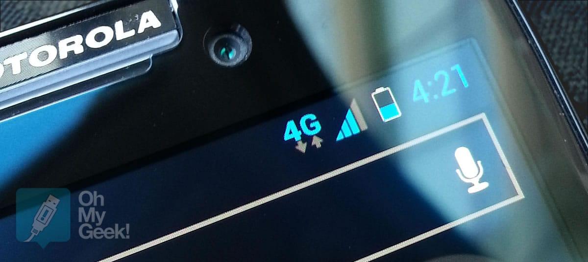 4G Chile (Motorola)