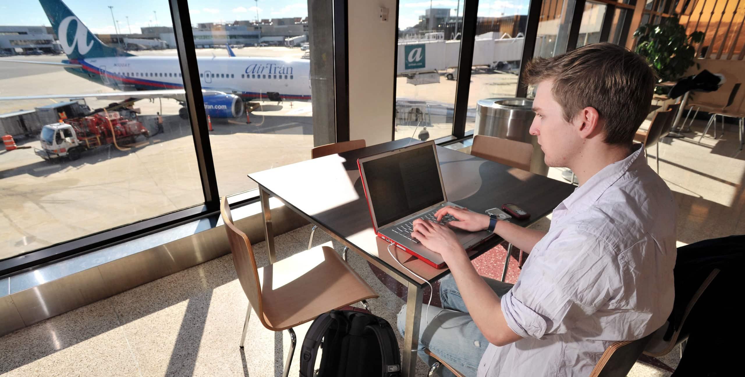 Aeropuerto WiFi