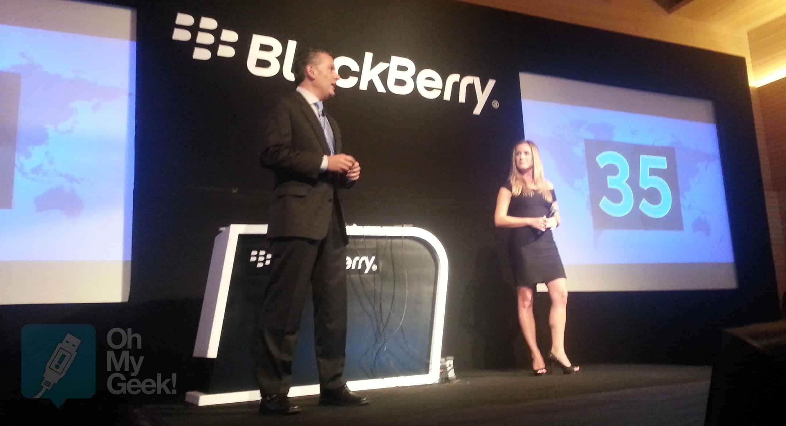 BlackBerry Z10 - Chile