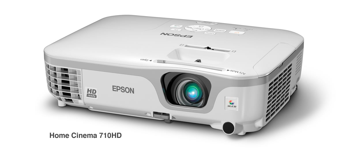 Epson - Home Cinema 710HD