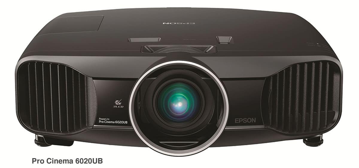 Epson - Pro Cinema 6020UB