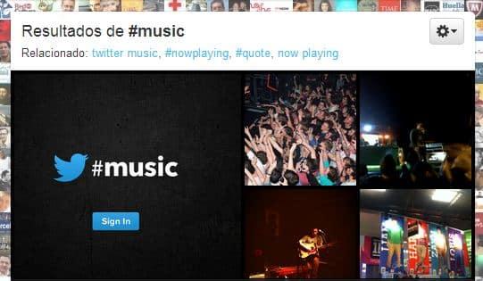 #Music está basada en la tecnología desarrollada por We Are Hunted.