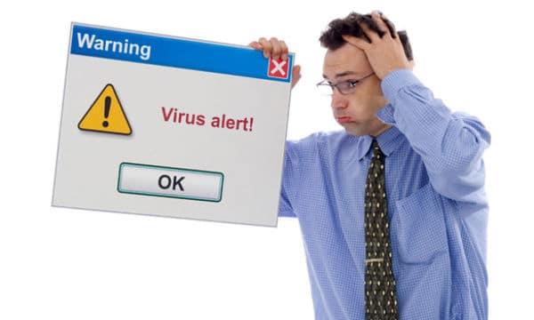 Alerta de Virus