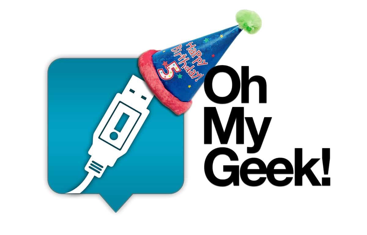 Aniversario OhMyGeek
