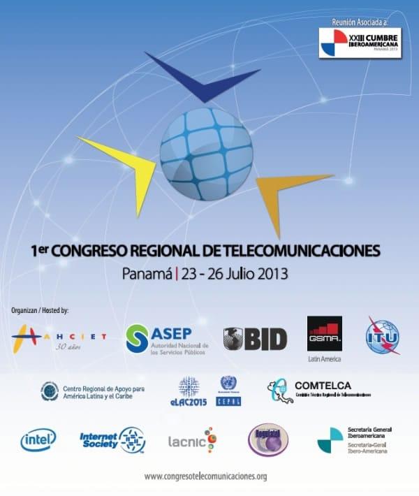 Congreso Regional de Telecomunicaciones