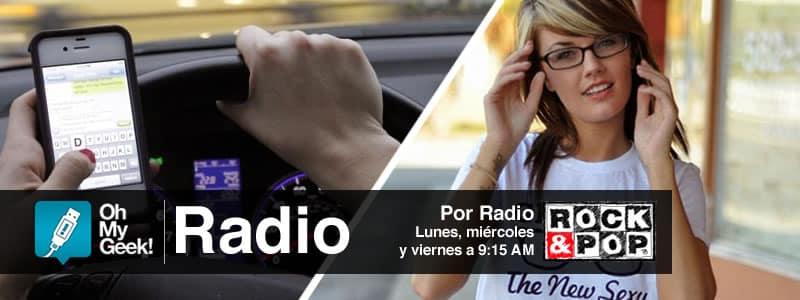 OhMyGeek Radio - Wink Messenger y Chica Geek