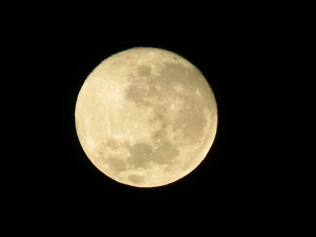 Superluna junio 2013