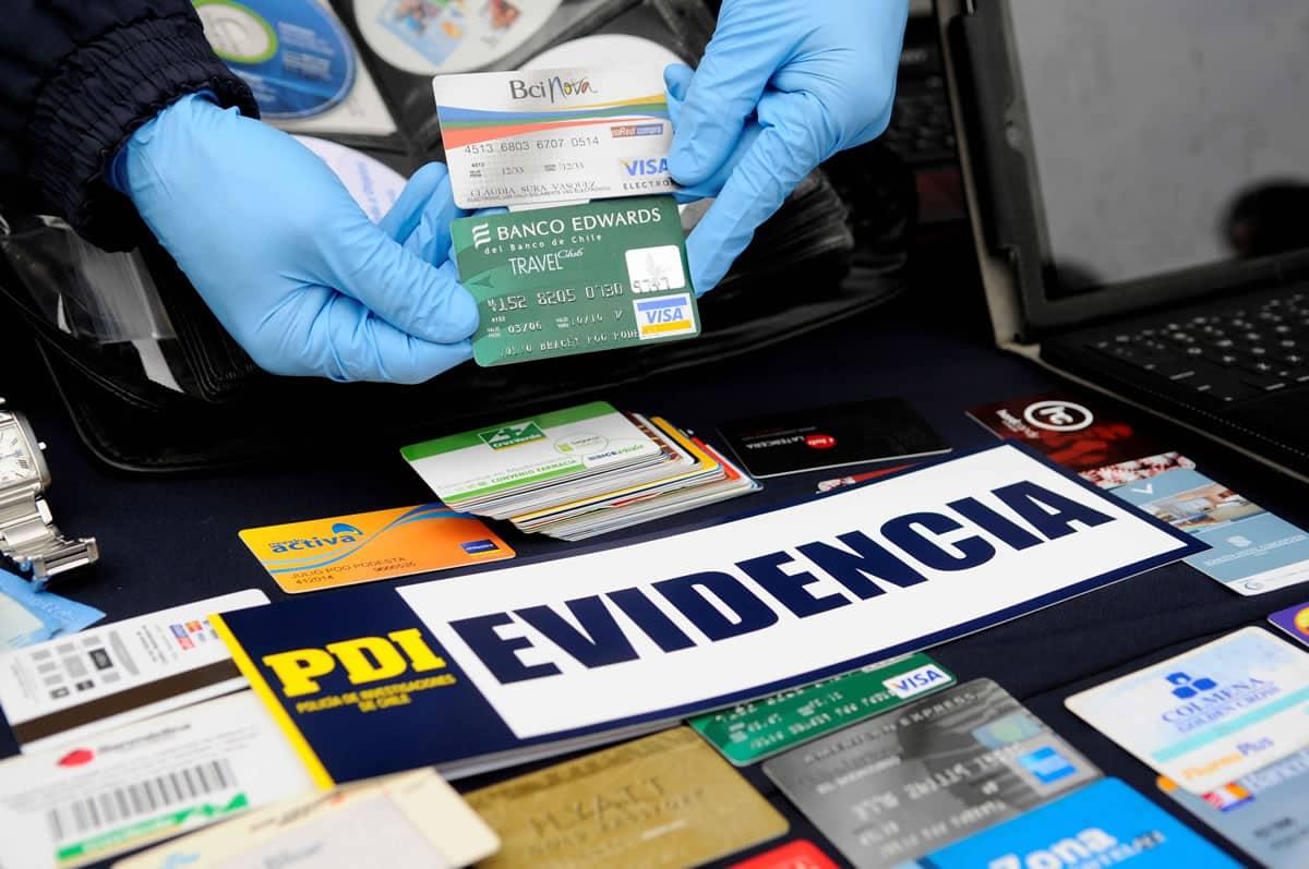 Resultado de imagen para tarjetas de credito robo