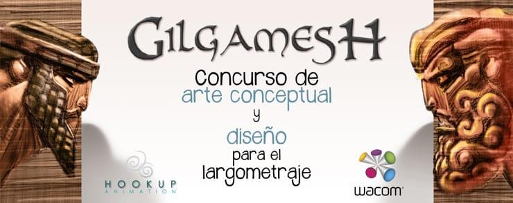 Concurso Gilgamesh (Wacom)