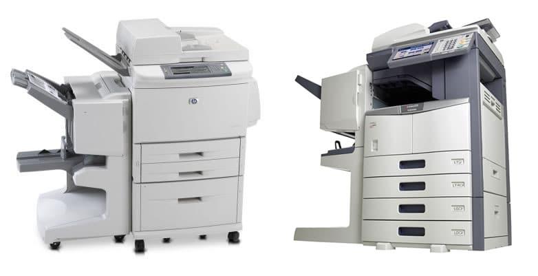 MFP (impresora)