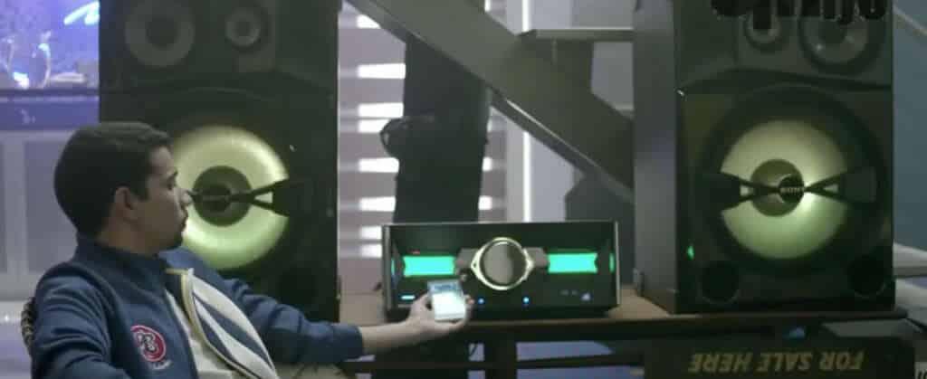 SHAKE-7: el minicomponente más poderoso del mundo de Sony