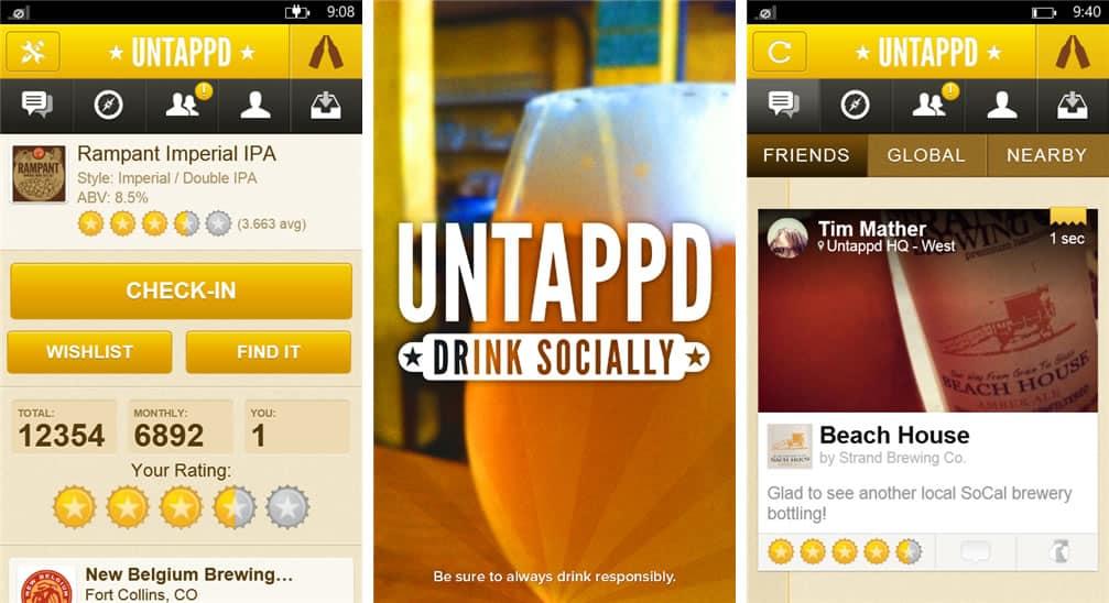 Untappd (App)