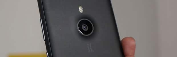 Lente Nokia Lumia 925