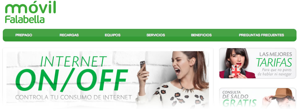 Movil Falabella (Web)