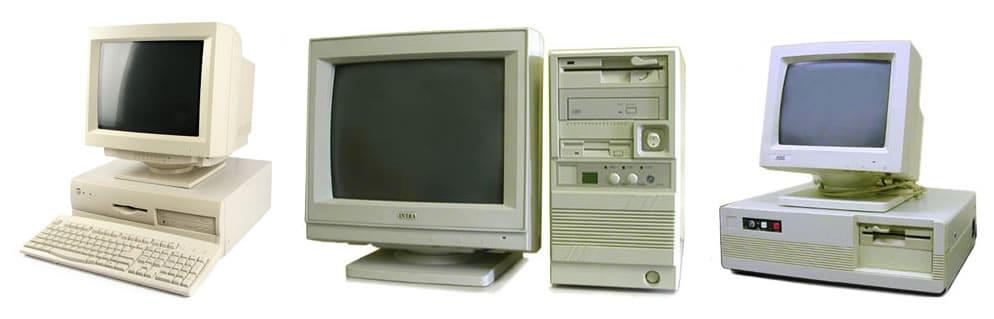 Viejos computadores