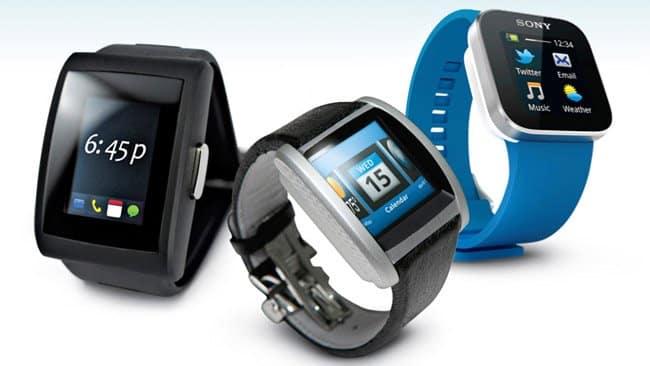 smart watches 2013