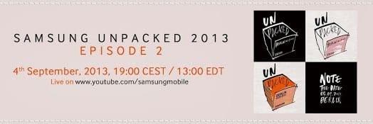 Samsung Unpacked 2013 (episode 2)