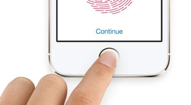 Touch ID la más importante innovación en iPhone 5S.