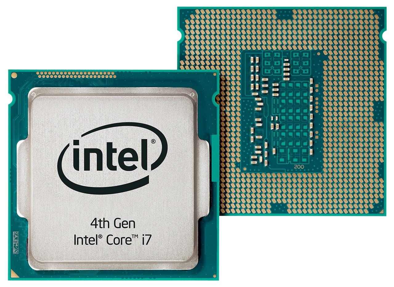 Los nuevo iMac tendrán procesadores Haswell de Intel.