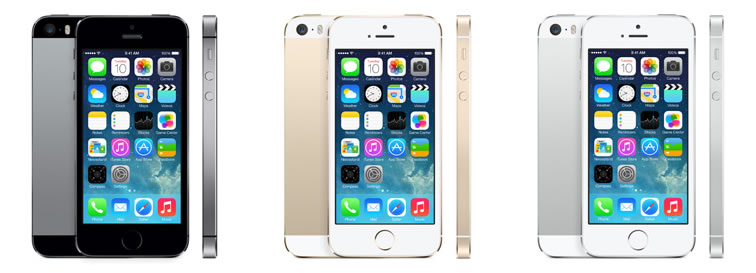 iPhone 5S (Colores)
