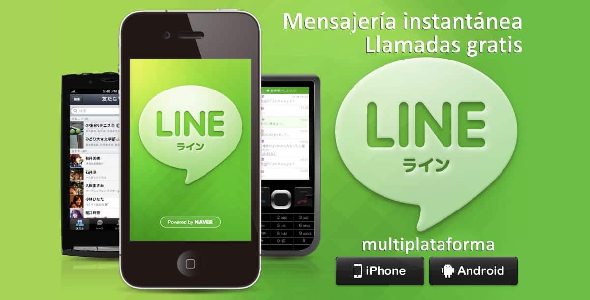 Line 3.9 está disponible para iOS y Android.
