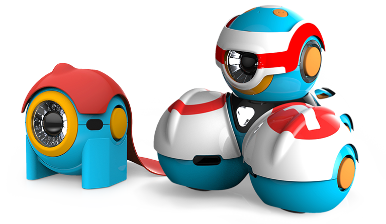 Yana y Bo los robots que buscarán enseñar a niños de 5 años conceptos básicos de programación.
