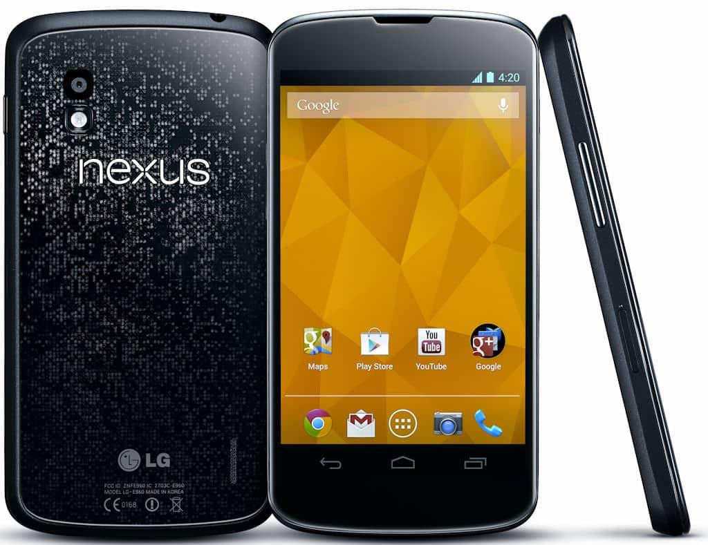 El próximo Nexus debería incorporar LG Gate