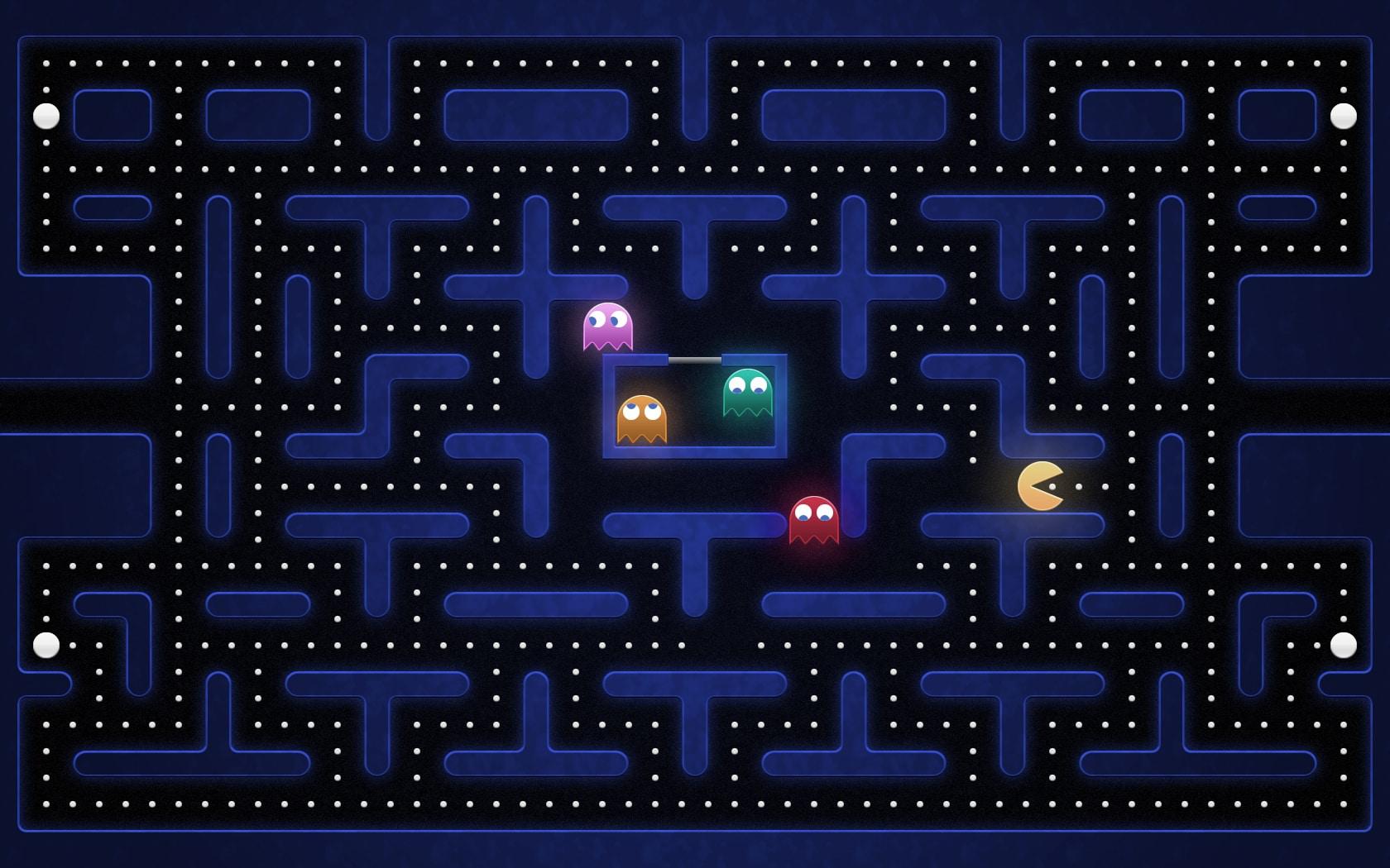JSMESS: el emulador de Internet Archive permitirá usar juegos de Atari como Pac-Man.