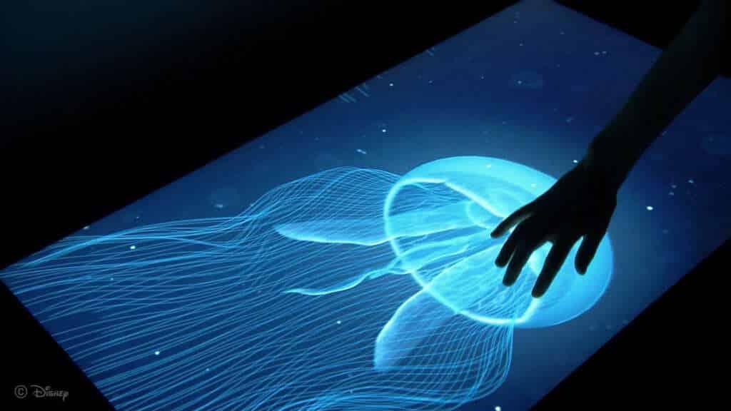 Disney Research descubrió como transmitir  texturas.