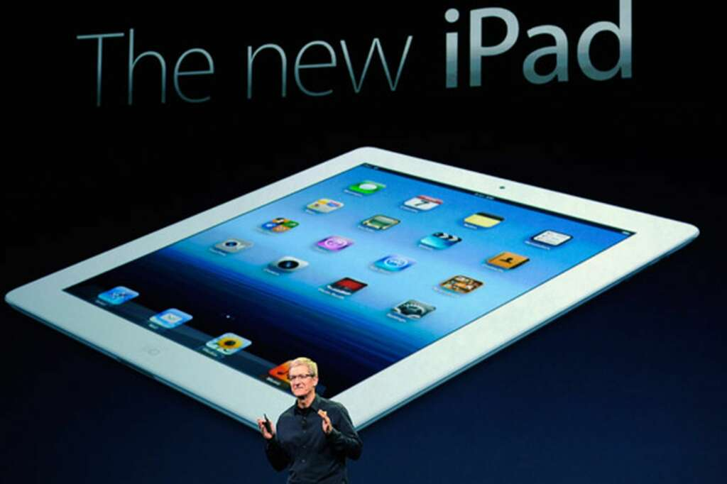 Tim Cook espera que con el lanzamiento continúo de productos en el último tiempo las ventas mejores en Apple.
