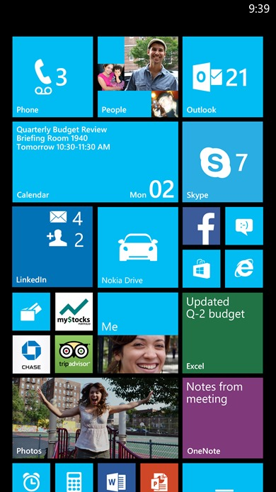 Actualización 3 de Windows Phone 8.