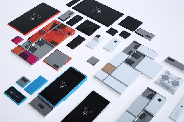 Project Ara traerá teléfonos 100% personalizables.