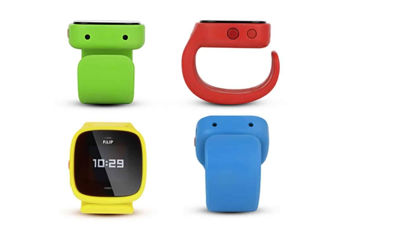 FiLIP vendrá en cuatro colores distintos.